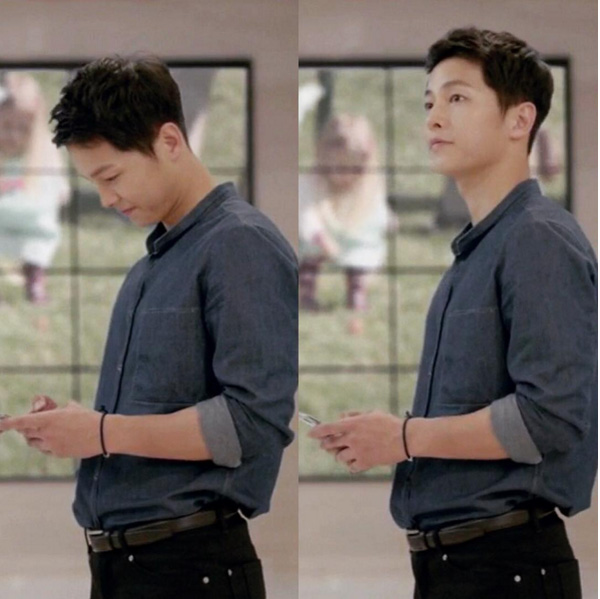 Ngẩn ngơ trước phong cách chuẩn soái ca ngôn tình của 3 mỹ nam phim Hàn - Ảnh 3.
