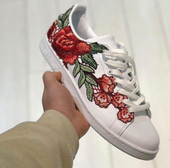 Bỗng một ngày đến sneaker cũng điệu! - Ảnh 4.