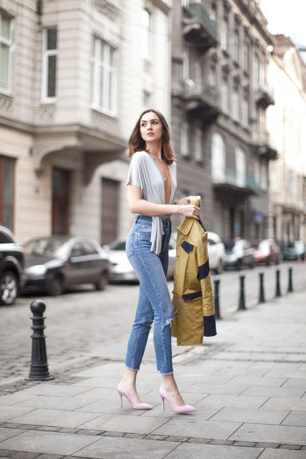 Từng kiểu quần jeans, diện cùng giày thế nào thì phải phép nhất - Ảnh 3.