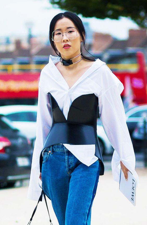 Ngại rút hầu bao mua thêm áo sơmi, thì bạn có thể tham khảo 5 cách mặc này để đổi mới - Ảnh 5.