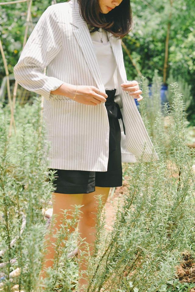 Những thiết kế blazer giá chưa quá 700 ngàn đến từ các thương hiệu Việt bạn cần sắm ngay trong thu này - Ảnh 5.