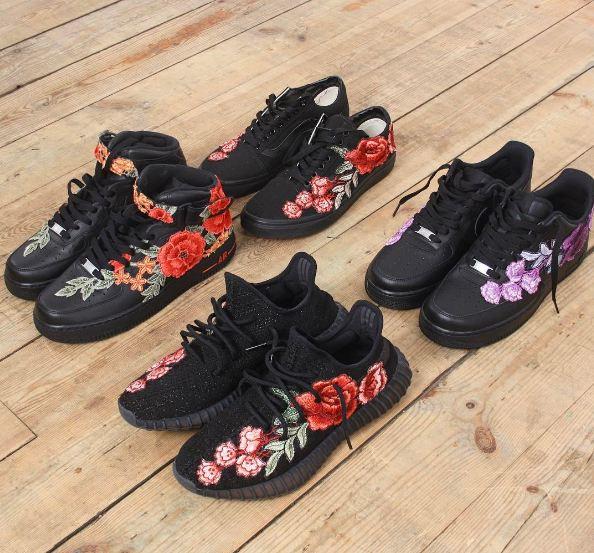 Bỗng một ngày đến sneaker cũng điệu! - Ảnh 6.