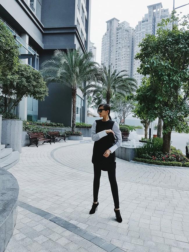 Thu nhập khủng, nhưng những sao Việt này vẫn luôn trung thành với hàng hiệu bình dân Zara và H&M - Ảnh 4.