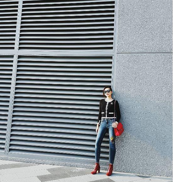 Thu nhập khủng, nhưng những sao Việt này vẫn luôn trung thành với hàng hiệu bình dân Zara và H&M - Ảnh 7.