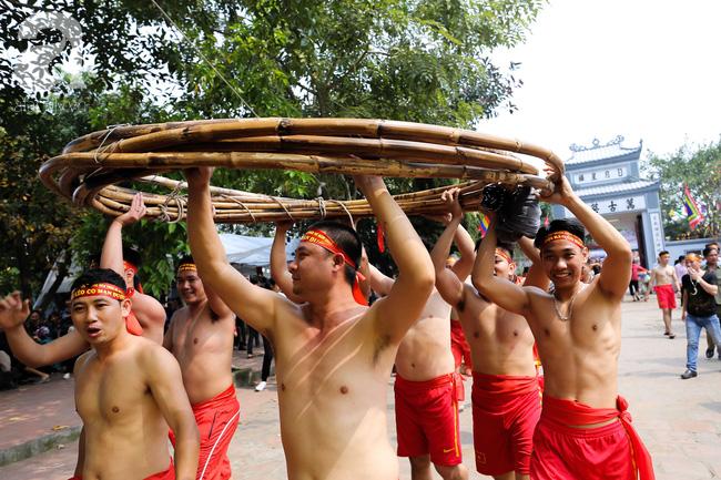 Độc đáo cuộc thi Kéo co ngồi truyền thống giữa lòng Hà Nội - Ảnh 9.