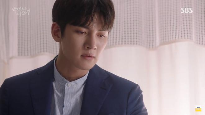 Vừa chia tay đã lại... hôn hít, không ai khác ngoài Ji Chang Wook - Nam Ji Hyun! - Ảnh 1.
