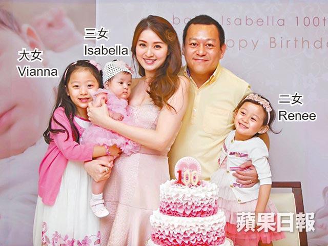 Là vợ đại gia, sống trong nhung lụa, mỹ nhân Hong Kong 3 con gái bị nhà chồng gây áp lực sinh bằng được con - Ảnh 9.