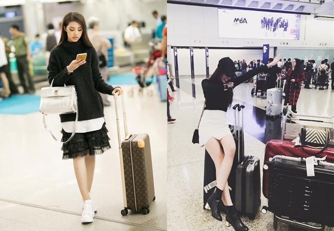 Ngắm cuộc sống sang chảnh, ngập trong đồ hiệu, du lịch xa xỉ của Jolie Nguyễn - hoa hậu hội con nhà giàu Việt Nam - Ảnh 14.