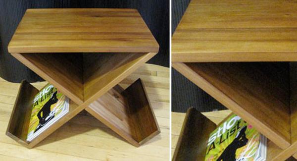 7 mẫu bàn giúp tối đa không gian lưu trữ cho nhà chật - Ảnh 2.