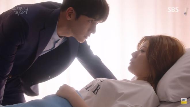 Vừa chia tay đã lại... hôn hít, không ai khác ngoài Ji Chang Wook - Nam Ji Hyun! - Ảnh 2.