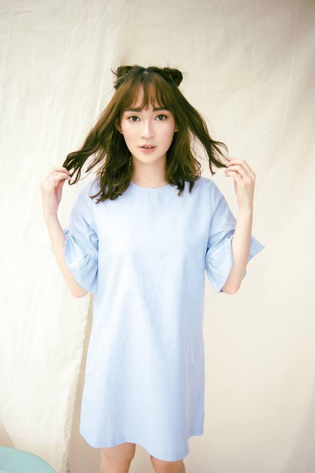Xanh baby và những gợi ý váy áo vừa rẻ vừa đẹp đến từ các thương hiệu Việt - Ảnh 14.