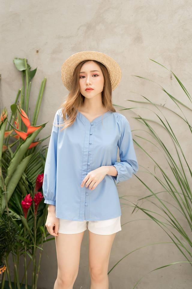 Xanh baby và những gợi ý váy áo vừa rẻ vừa đẹp đến từ các thương hiệu Việt - Ảnh 15.