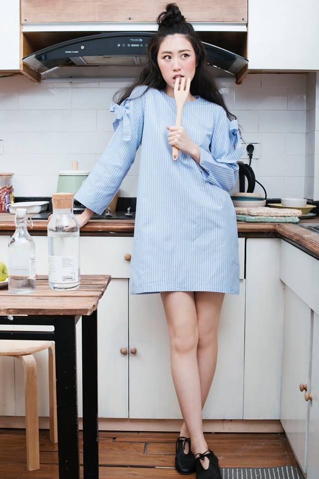 Xanh baby và những gợi ý váy áo vừa rẻ vừa đẹp đến từ các thương hiệu Việt - Ảnh 16.