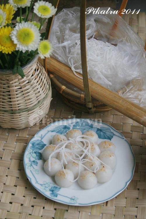 Có 10 công thức làm bánh trôi bánh chay ngon - đẹp - lạ này khỏi lo tết Hàn thực nhàm chán - Ảnh 1.