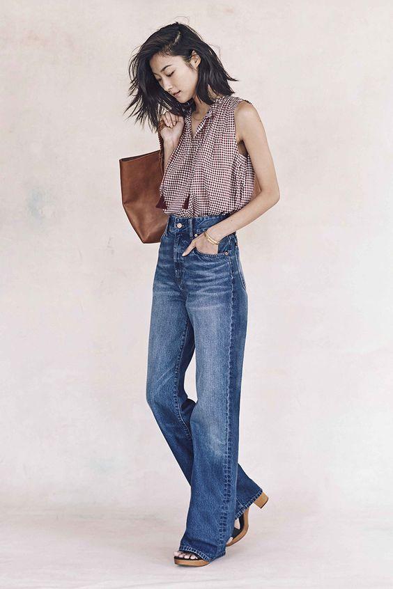 Từng kiểu quần jeans, diện cùng giày thế nào thì phải phép nhất - Ảnh 38.