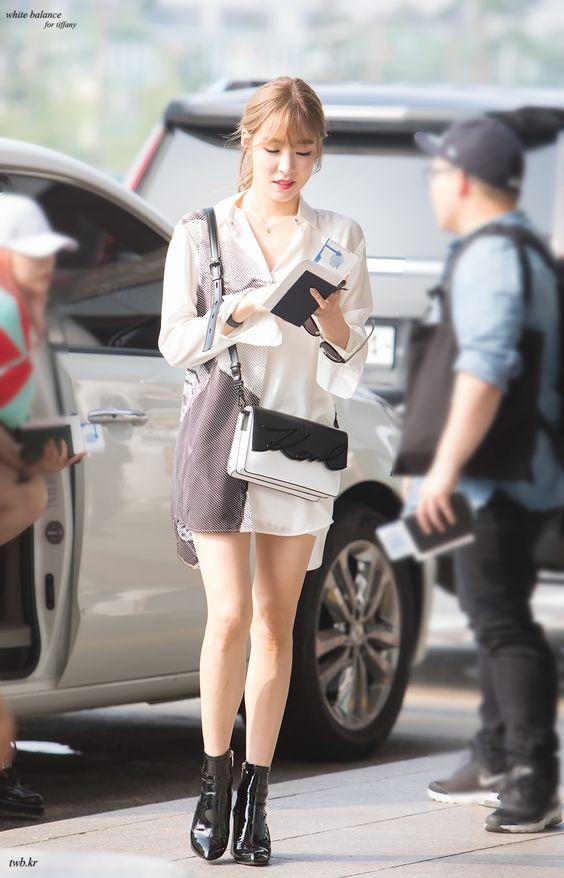 PHONG CÁCH SAO HÀN: Trong các idol Hàn, những cô nàng nào ...