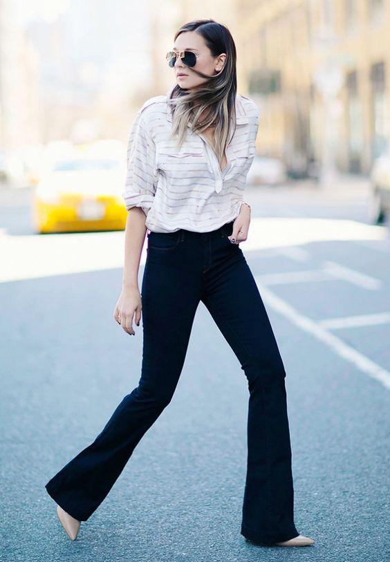 Từng kiểu quần jeans, diện cùng giày thế nào thì phải phép nhất - Ảnh 39.