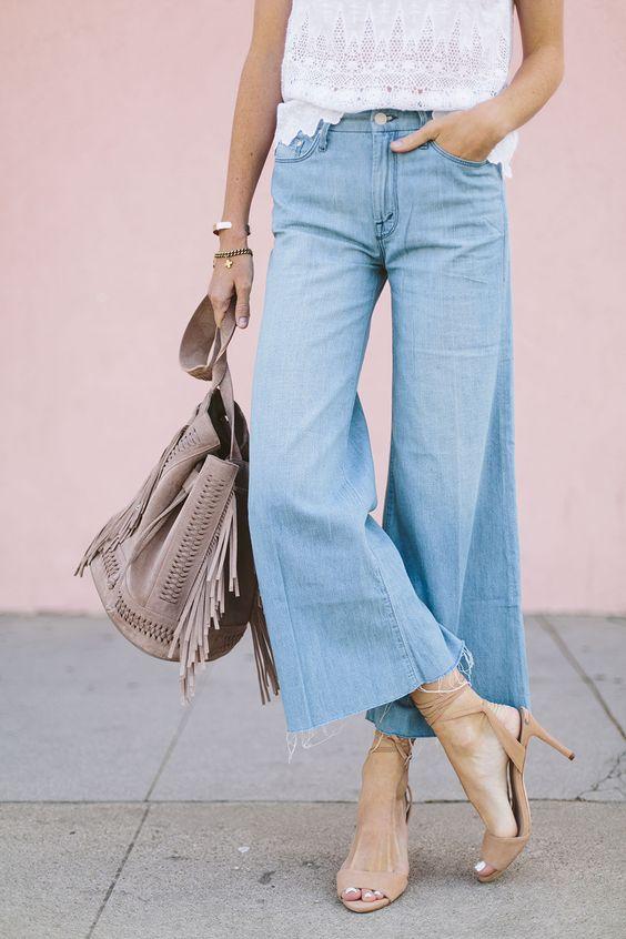 Từng kiểu quần jeans, diện cùng giày thế nào thì phải phép nhất - Ảnh 40.