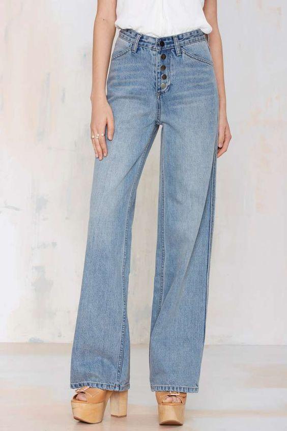 Từng kiểu quần jeans, diện cùng giày thế nào thì phải phép nhất - Ảnh 41.