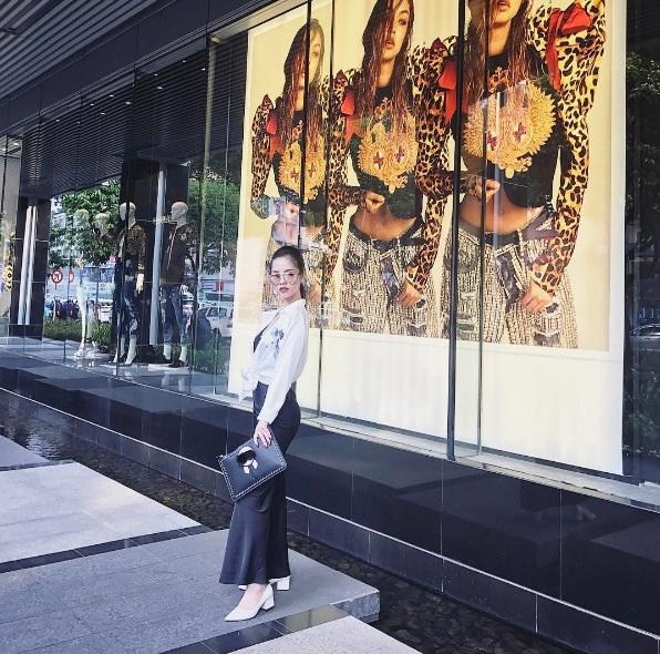 Trang Pilla, người chị dâu xinh đẹp giàu có xứng tầm gia thế khủng nhà ca sĩ Bảo Thy - Ảnh 23.