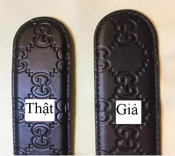 Trọn bộ bí kíp phân biệt túi Gucci thật – giả cho các tín đồ hàng hiệu - Ảnh 14.