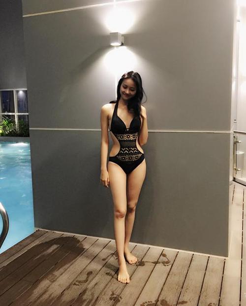 So bì vóc dáng của các thí sinh The Face khi khoe dáng với bikini - Ảnh 6.