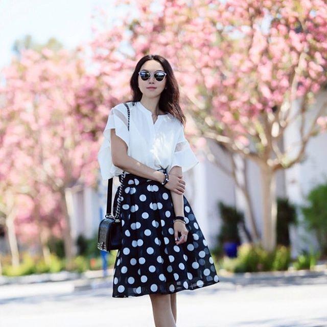 Street style quý cô châu Á: Diện đơn giản mà chất thế này thì nàng nào cũng muốn bắt chước theo - Ảnh 13.