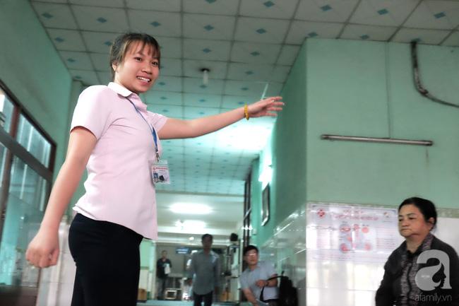 Cô gái 1 chân xinh đẹp: Em cố tiết kiệm tiền để đưa hai em bị mù sang nước ngoài chữa bệnh - Ảnh 15.