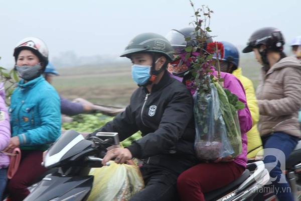 Chợ Viềng Nam định 2019: Nam Định: Dân đổ đi Chợ Viềng Sớm Nửa Ngày Khiến Mọi Nẻo