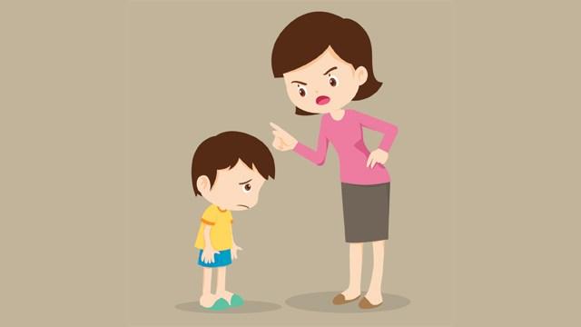 Với trẻ dưới 3 tuổi, việc dạy dỗ bằng quát mắng là vô ích và đây là 3 cách hay cho bố mẹ - Ảnh 1.