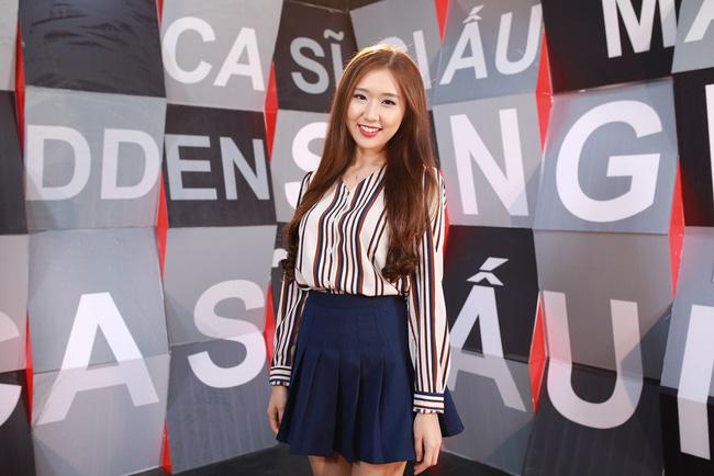 Đây là cô gái Hàn xinh xắn, được dân mạng khen hát hay ăn đứt Hari Won - Ảnh 1.