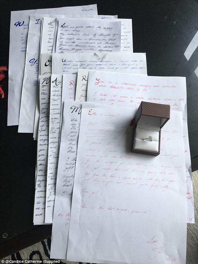 Nhận được 14 lá thư tình suốt 3 năm hẹn hò, cô gái không nhận ra điều đặc biệt này cho đến khi… - Ảnh 5.