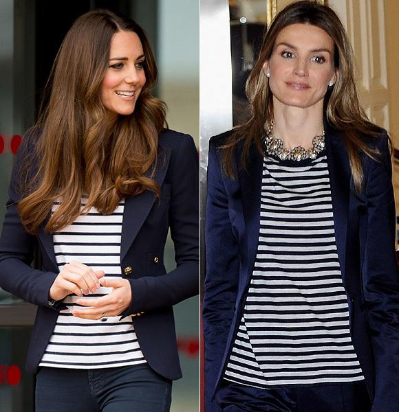 Mặc đẹp là thế, nhưng Công nương Kate cũng từng có vô số màn đụng độ khó phân cao thấp với 1 vị Hoàng hậu - Ảnh 15.