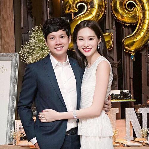 Vị hôn phu đại gia của Hoa hậu Thu Thảo - thần tiên tỉ tỉ của showbiz Việt giàu có tới cỡ nào? - Ảnh 1.