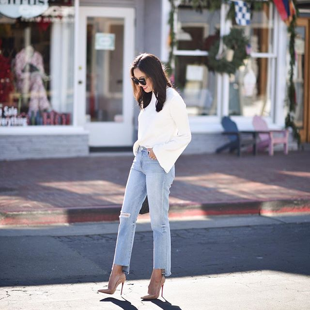 Street style quý cô châu Á: Diện đơn giản mà chất thế này thì nàng nào cũng muốn bắt chước theo - Ảnh 6.