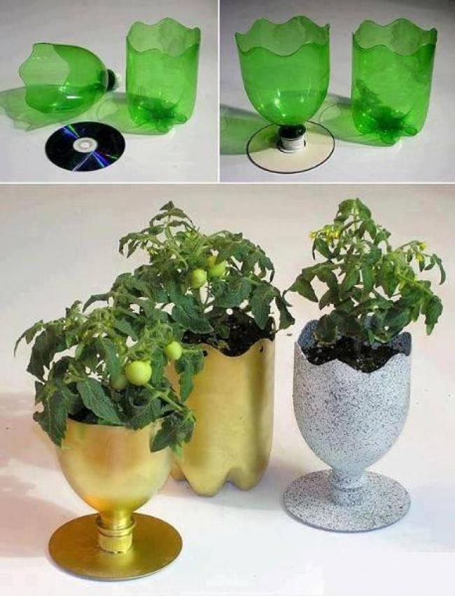Bỏ túi ngay những ý tưởng tái chế chai nhựa siêu sáng tạo - Ảnh 13.