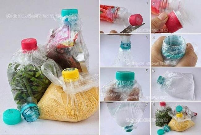Bỏ túi ngay những ý tưởng tái chế chai nhựa siêu sáng tạo - Ảnh 4.