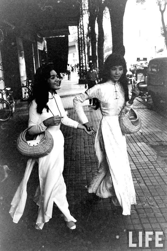Hơn nửa thế kỷ trước, phụ nữ Sài Gòn đã mặc chất, chơi sang như thế này cơ mà! - Ảnh 7.