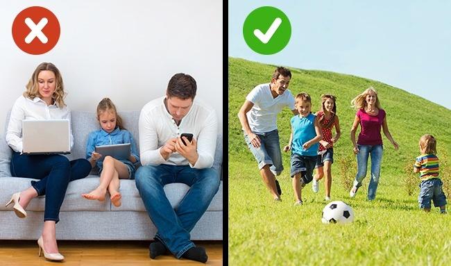Cấm cản sẽ rất khó, hãy thử cách này để con chơi điện thoại, xem ti vi một cách thông minh - Ảnh 6.