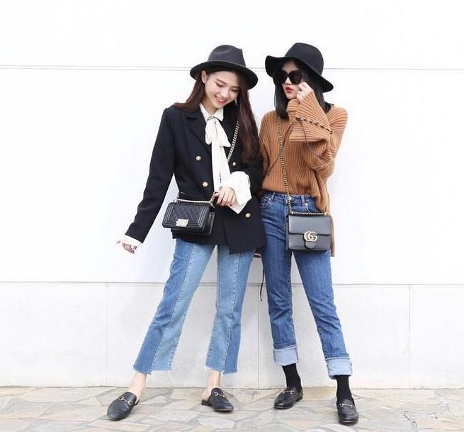 """Quên quần jeans trơn đi, còn đến 5 kiểu quần vừa đẹp vừa chất này mà các nàng nên """"bỏ túi"""" ngay - Ảnh 13."""