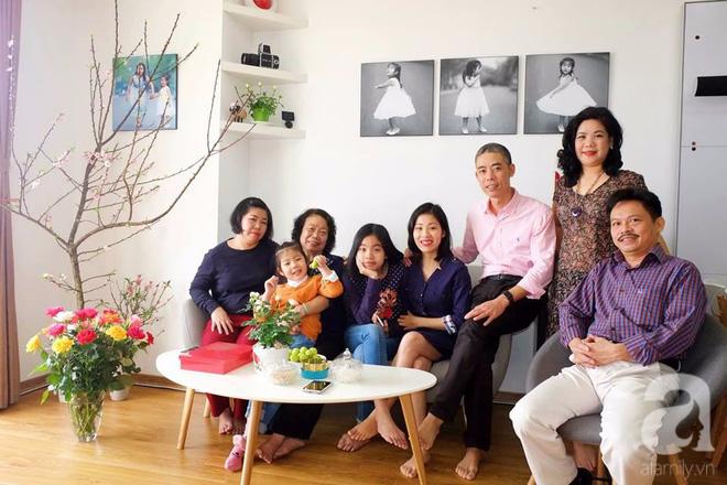 Chỉ vỏn vẹn 65m² nhưng căn hộ này cũng đủ để chủ nhân rời phố lớn ở trung tâm Hà Nội về ở chung cư - Ảnh 1.