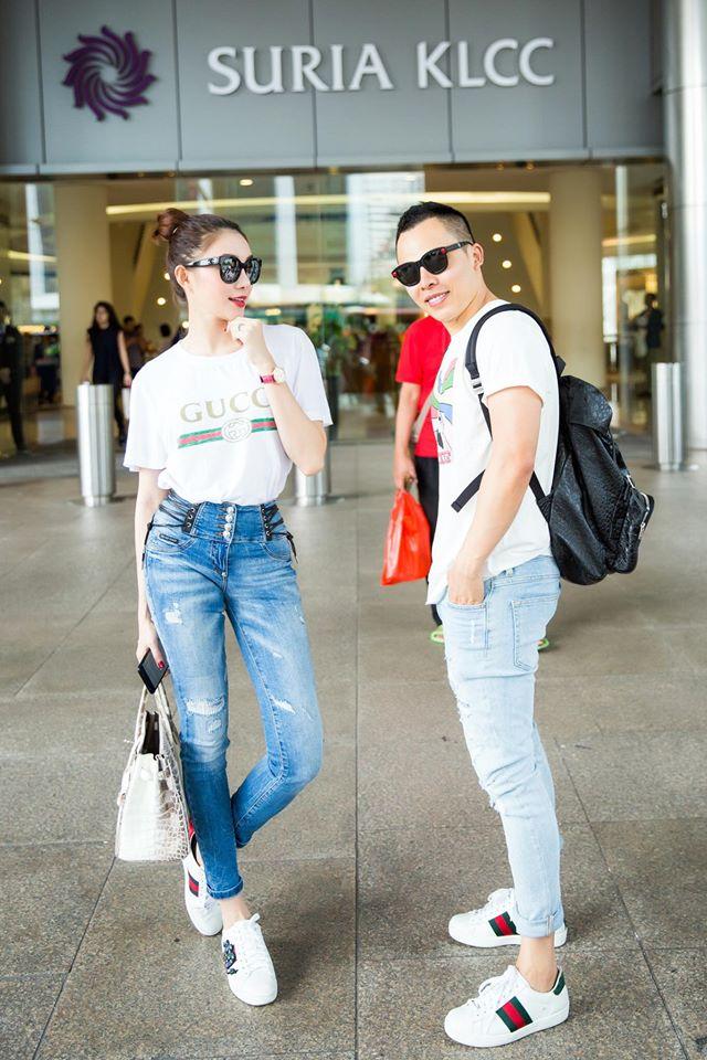 Điểm mặt 4 kiểu quần jeans đang được kiều nữ Việt kết nhất - Ảnh 7.