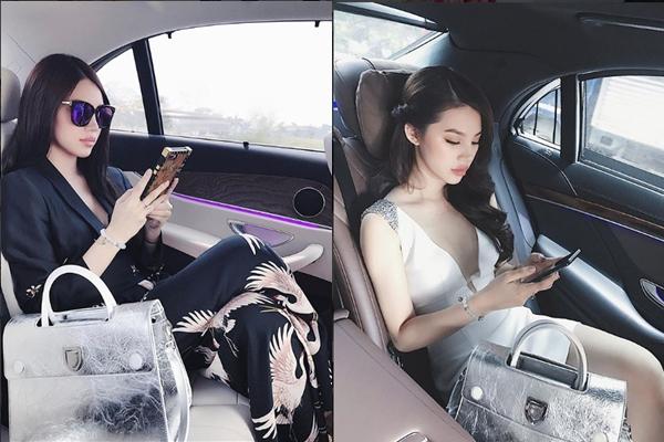 Ngắm cuộc sống sang chảnh, ngập trong đồ hiệu, du lịch xa xỉ của Jolie Nguyễn - hoa hậu hội con nhà giàu Việt Nam - Ảnh 13.