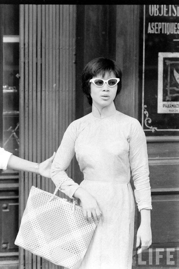 Hơn nửa thế kỷ trước, phụ nữ Sài Gòn đã mặc chất, chơi sang như thế này cơ mà! - Ảnh 3.