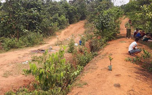 Hòa Bình: Truy nã nghi phạm sát hại nữ giáo viên mầm non