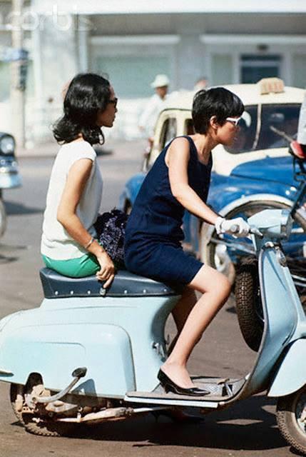 Hơn nửa thế kỷ trước, phụ nữ Sài Gòn đã mặc chất, chơi sang như thế này cơ mà! - Ảnh 24.
