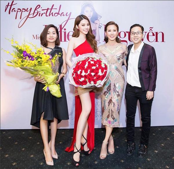 Ngắm cuộc sống sang chảnh, ngập trong đồ hiệu, du lịch xa xỉ của Jolie Nguyễn - hoa hậu hội con nhà giàu Việt Nam - Ảnh 4.