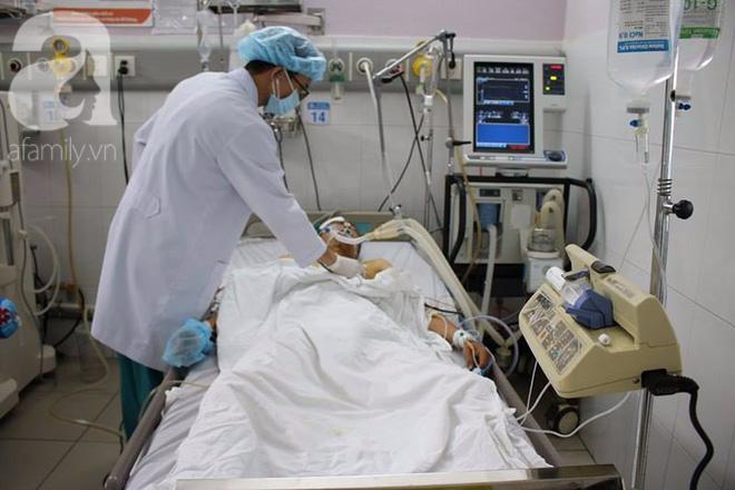 TP.HCM: Một bệnh nhân vỡ tim do tai nạn giao thông được cứu sống - Ảnh 3.
