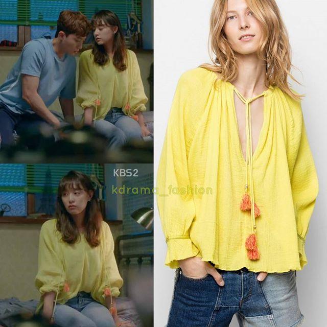 Choi Ae Ra và Go Dong Man - cặp đôi hâm hâm dở dở cũng có gu thời trang hay ho phết nhé! - Ảnh 13.