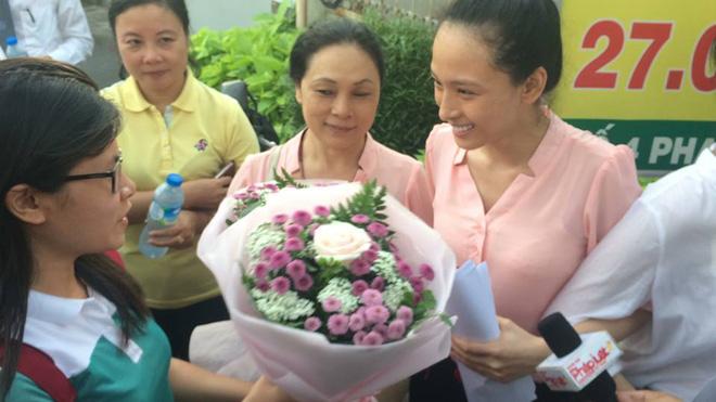 Mẹ hoa hậu Phương Nga cho biết con gái mắc bệnh viêm phổi, sức khỏe ngày càng xuống dốc - Ảnh 4.